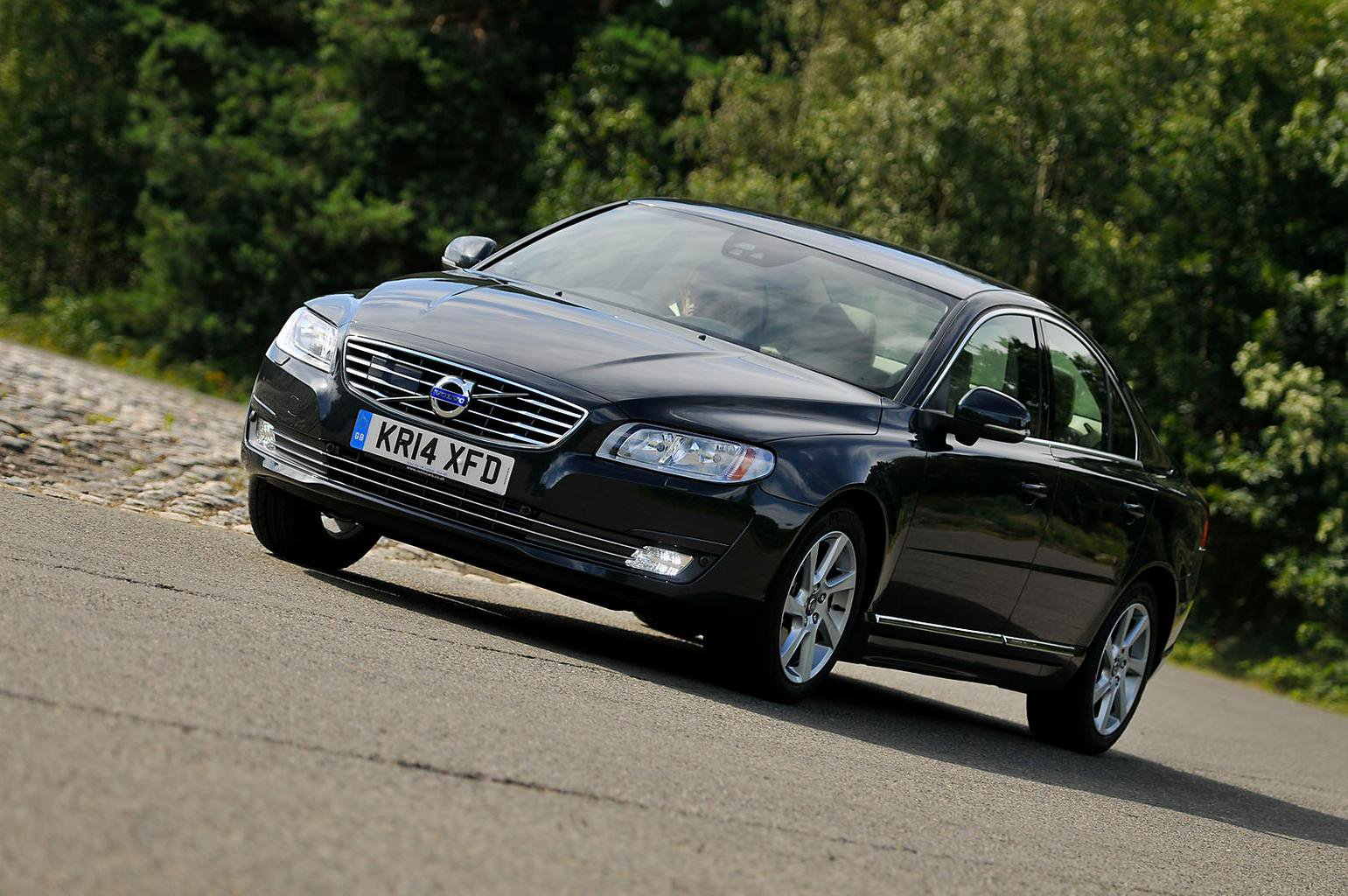2014 Volvo S80 D4 review