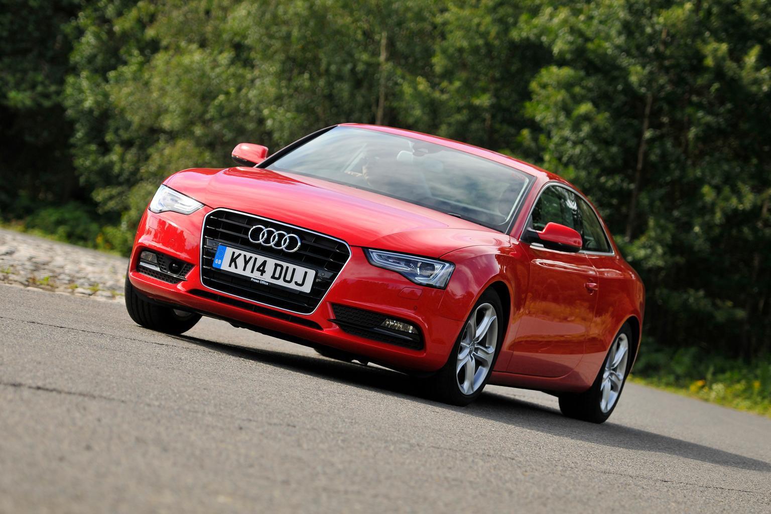 2014 Audi A5 2.0 TDI Ultra review