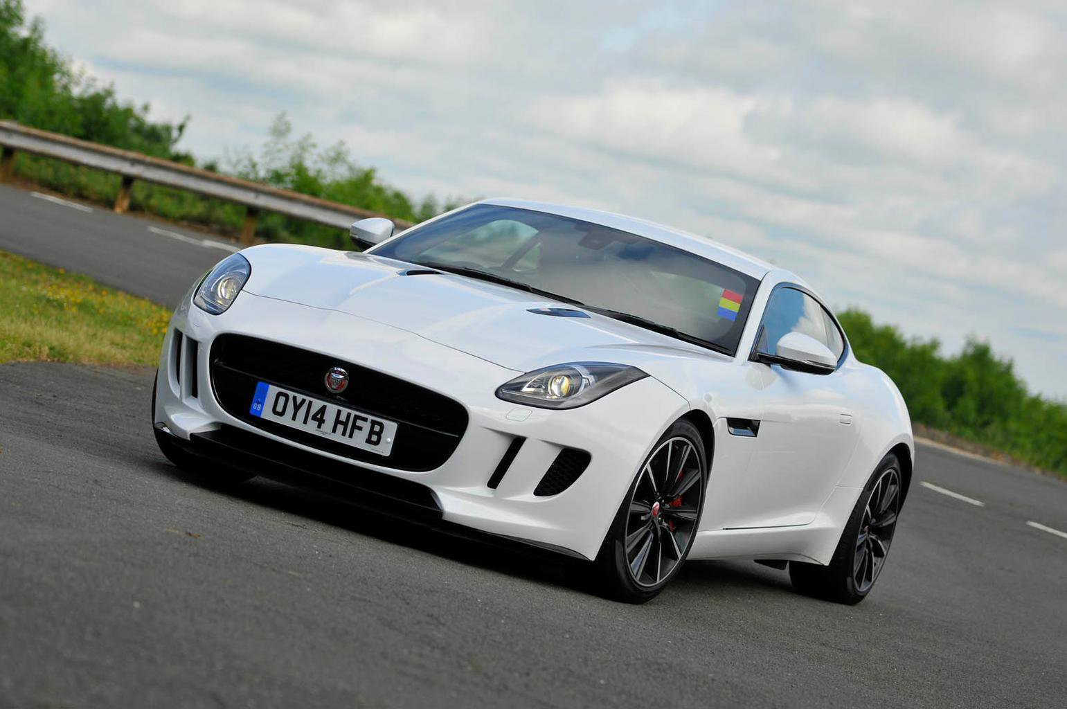 2014 Jaguar F-type Coupe V6 review