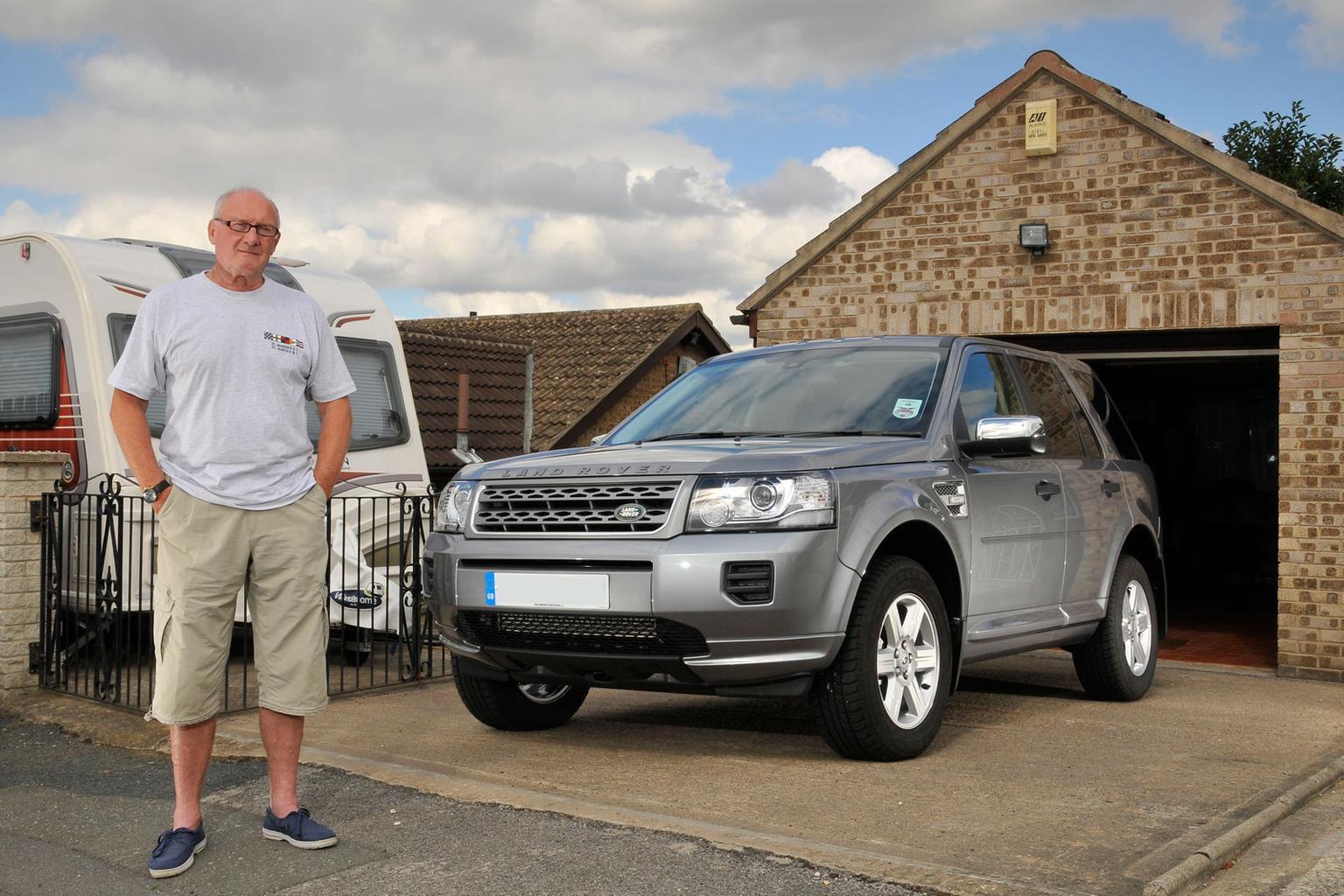 Land Rover Freelander rust problem