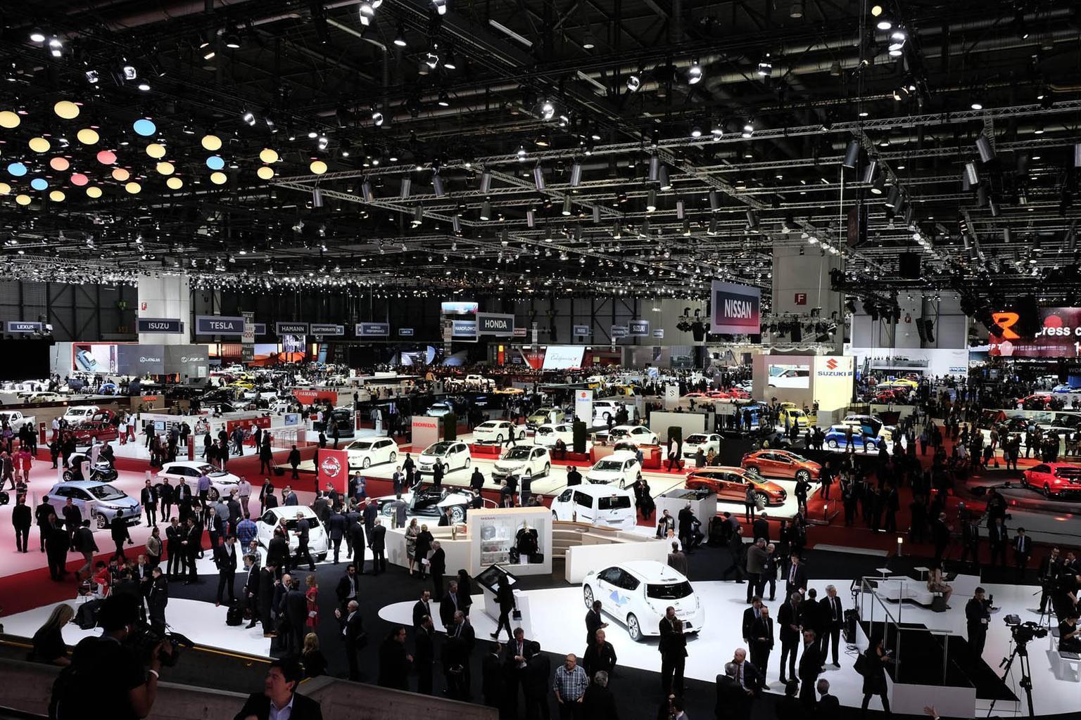 Geneva motor show 2014 news round-up