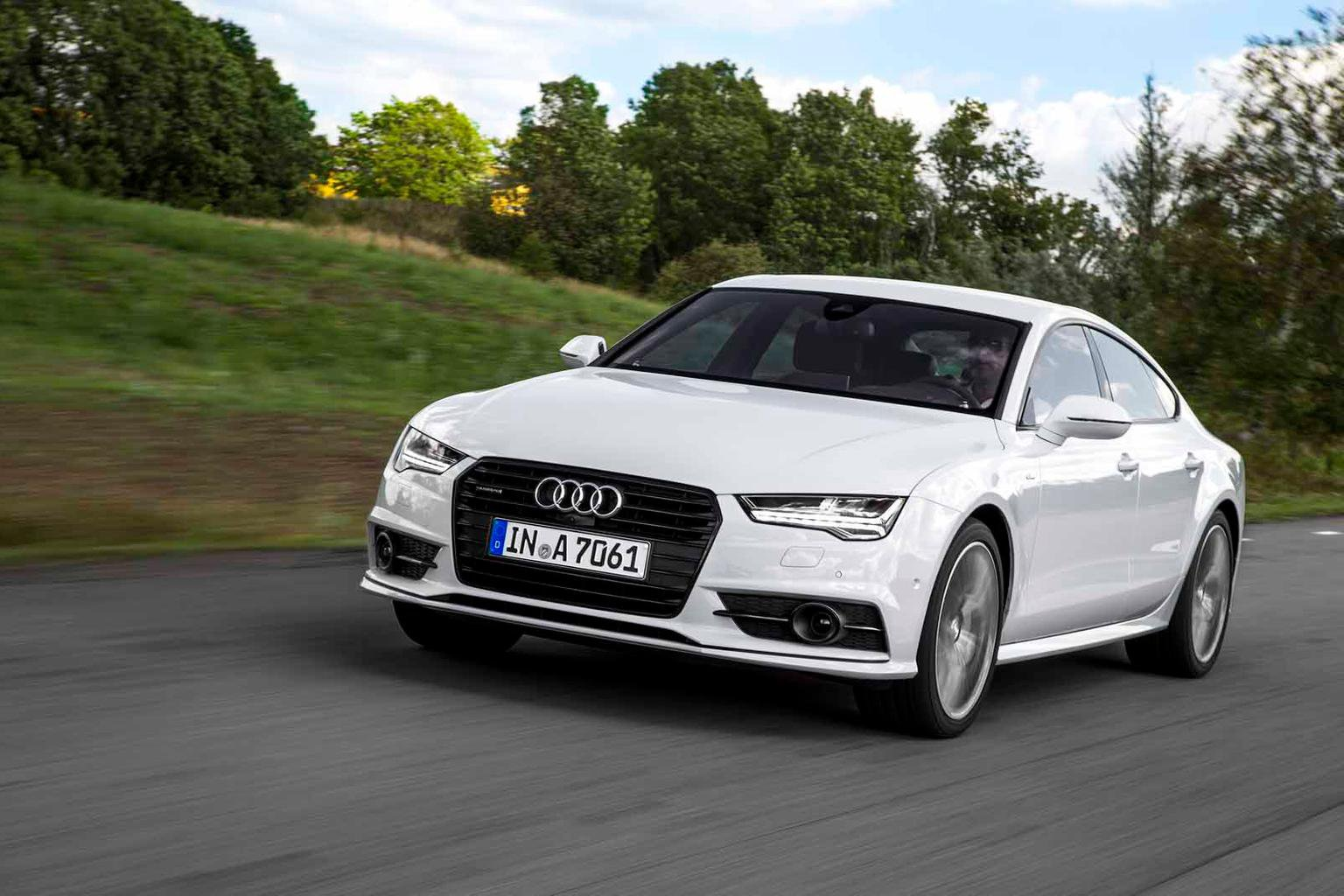 Deal of the day: Audi A7 Ultra