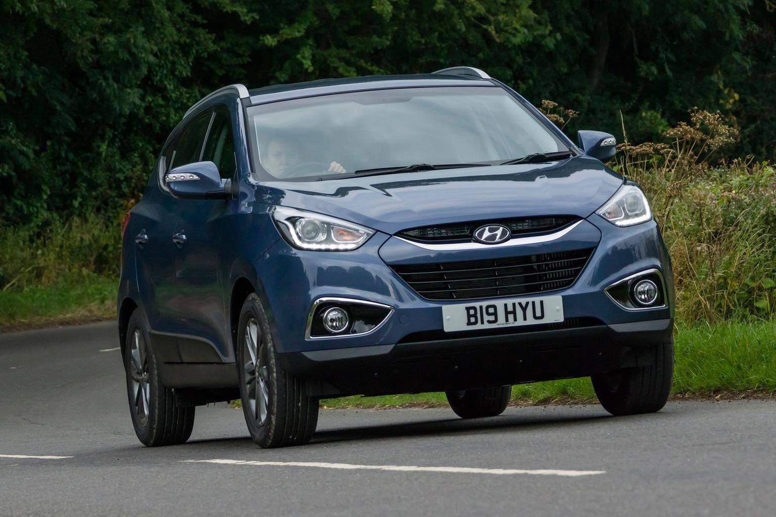 Hyundai ix35 vs Skoda Yeti