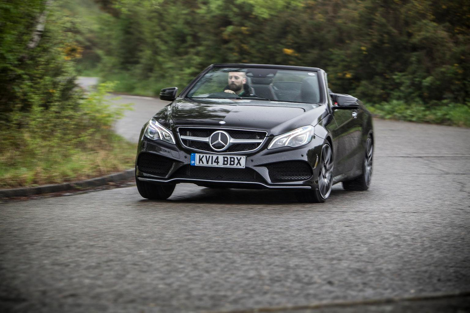 2014 Mercedes E400 Cabriolet review