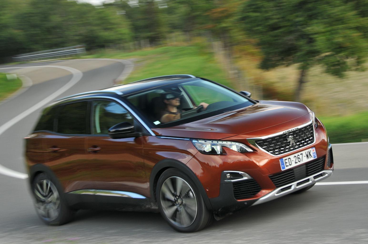 2017 Peugeot 3008 verdict and specs