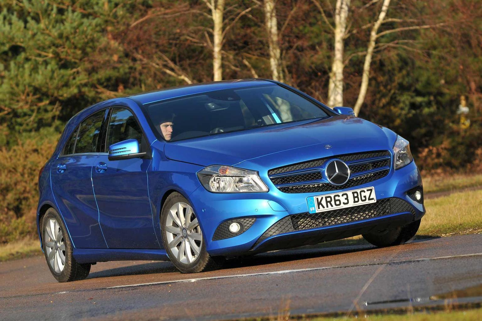 2014 Mercedes A180 CDI Eco review