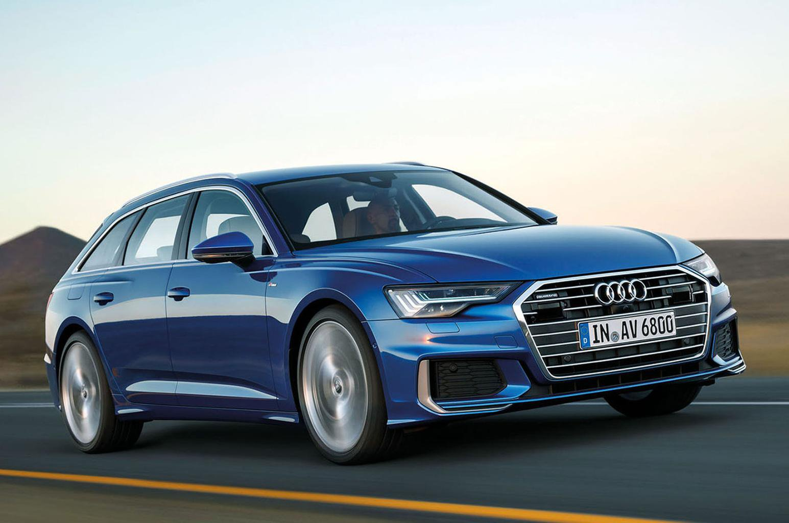 2018 Audi A6 Avant – price, specs and release date