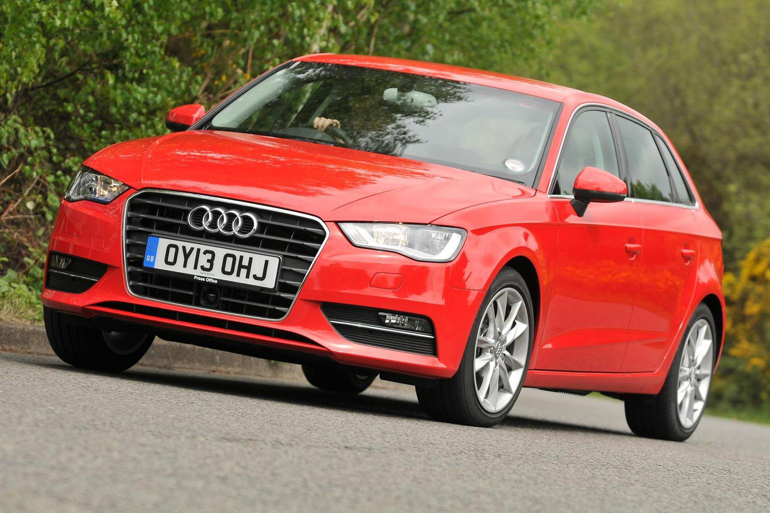 Can you get the test drive you want? Audi