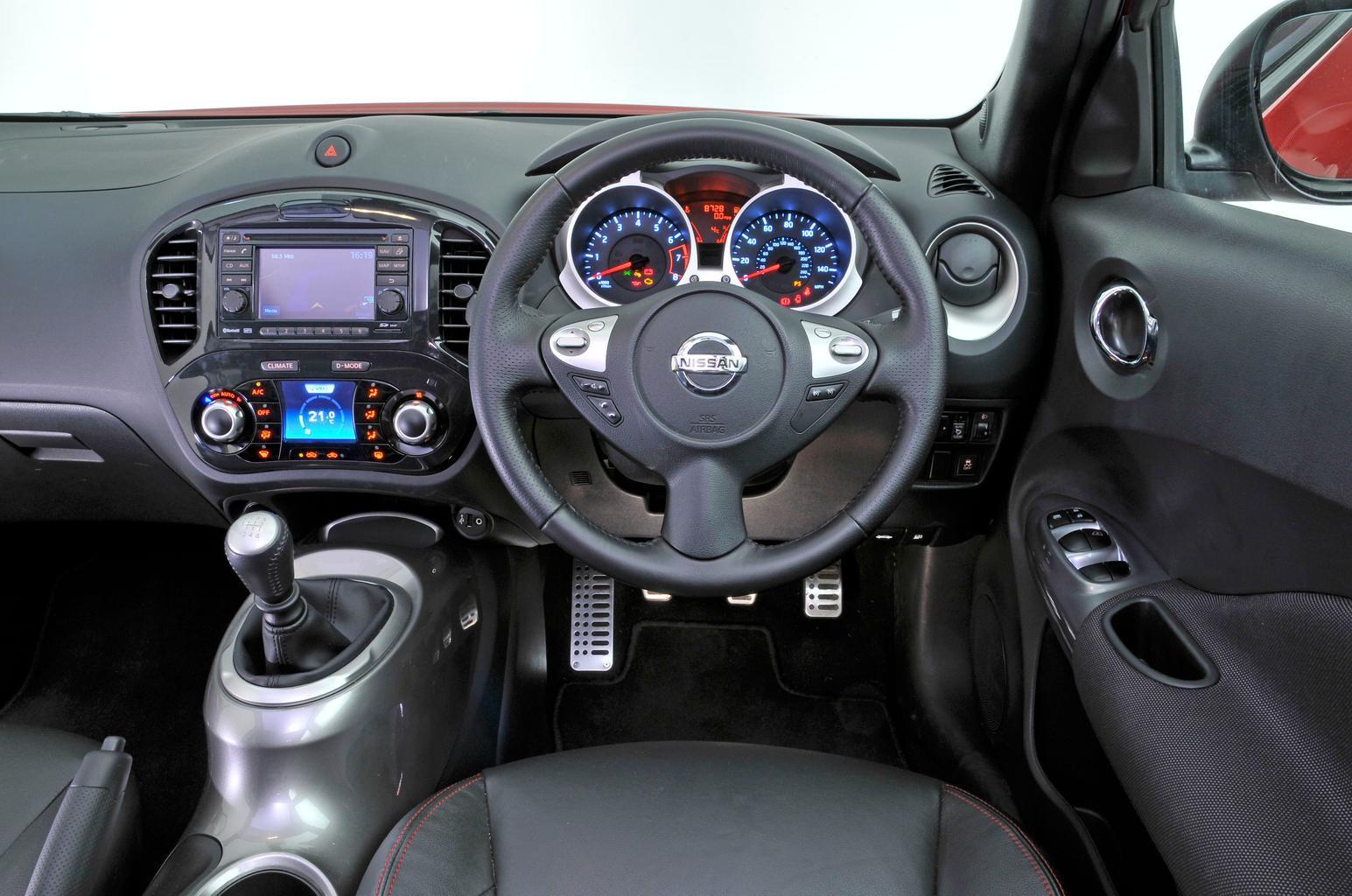 Used test – high fashion: Mini Cooper S vs Nissan Juke vs Volkswagen Beetle