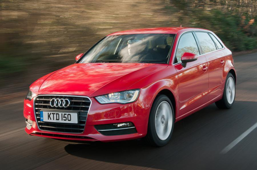 Deal of the Day: Audi A3 Sportback