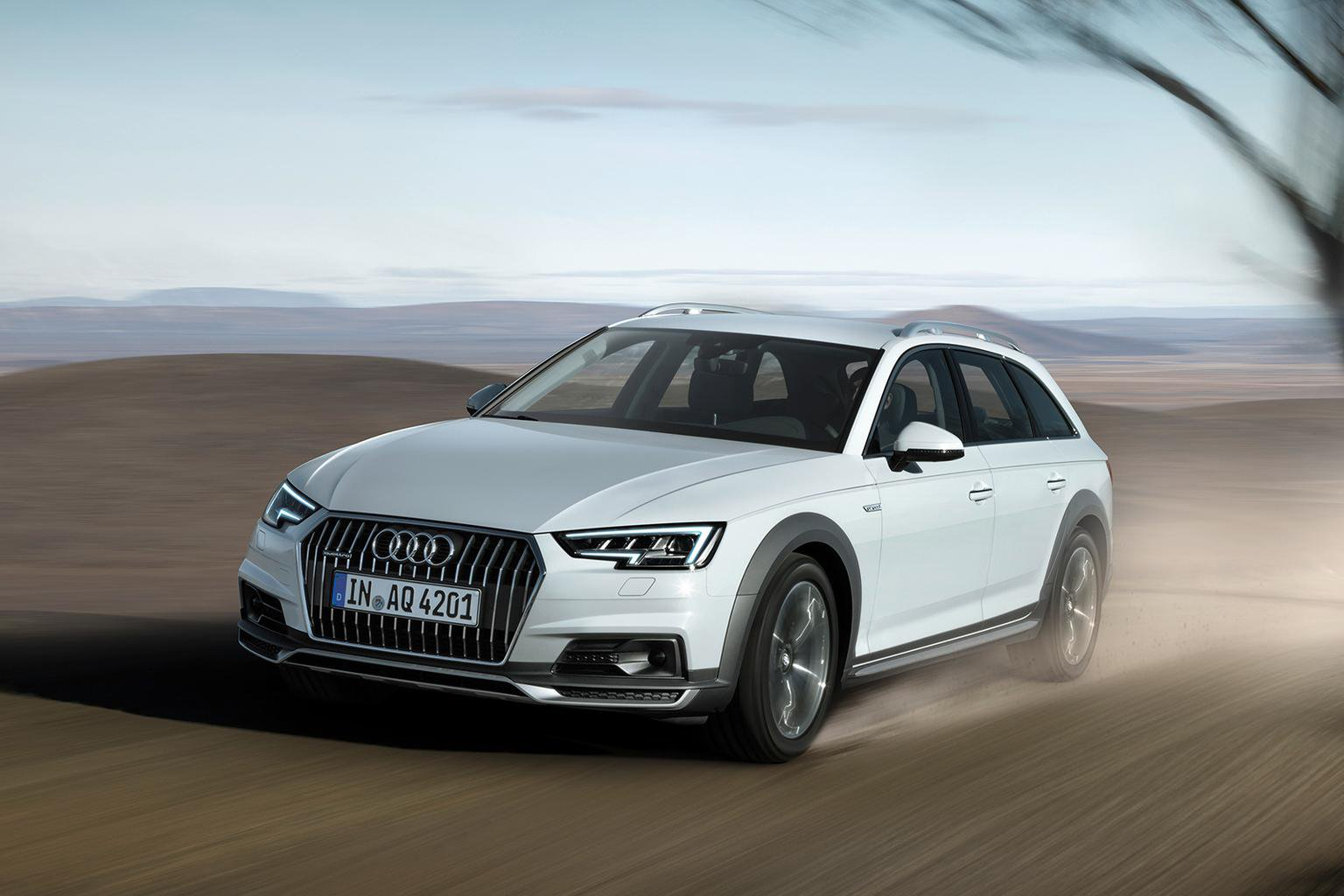 New Audi A4 Allroad quattro to go on sale this summer