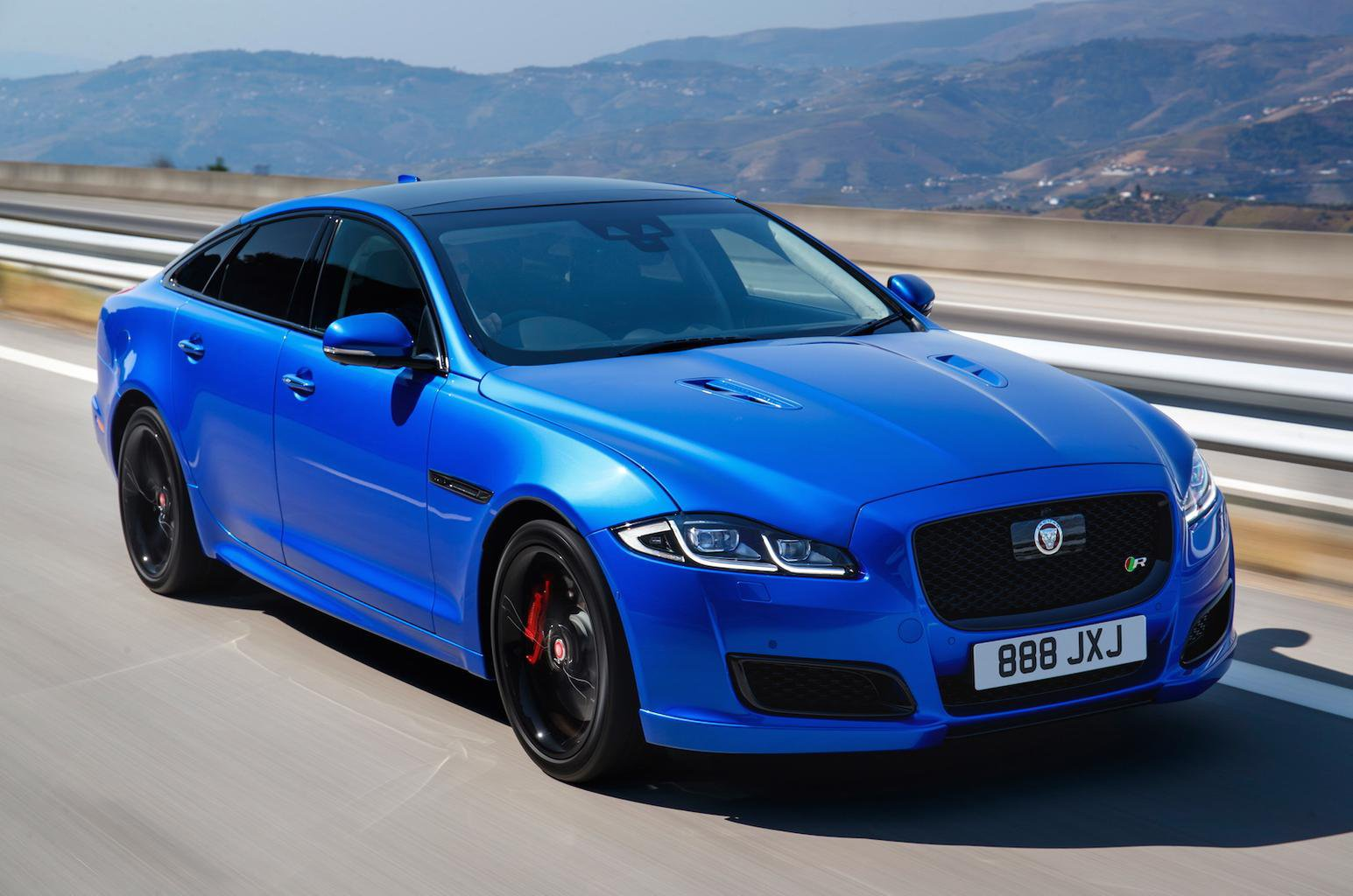 2017 Jaguar XJR 575 review - price, specs and release date