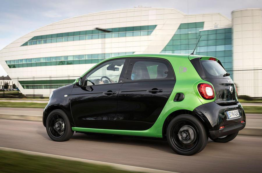 Smart Fortwo Electric Drive 2017 verdict and specs