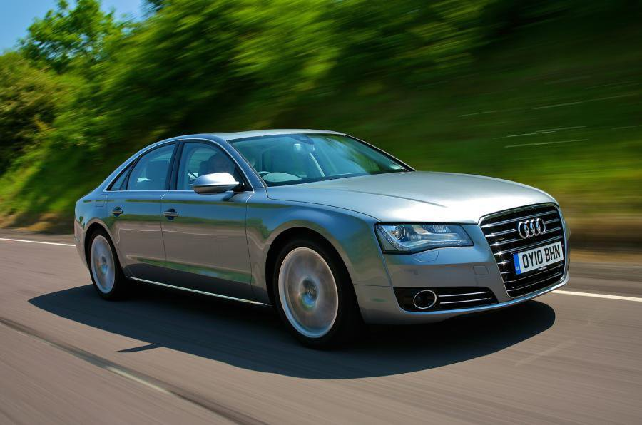 Deal of the Day: Audi A8