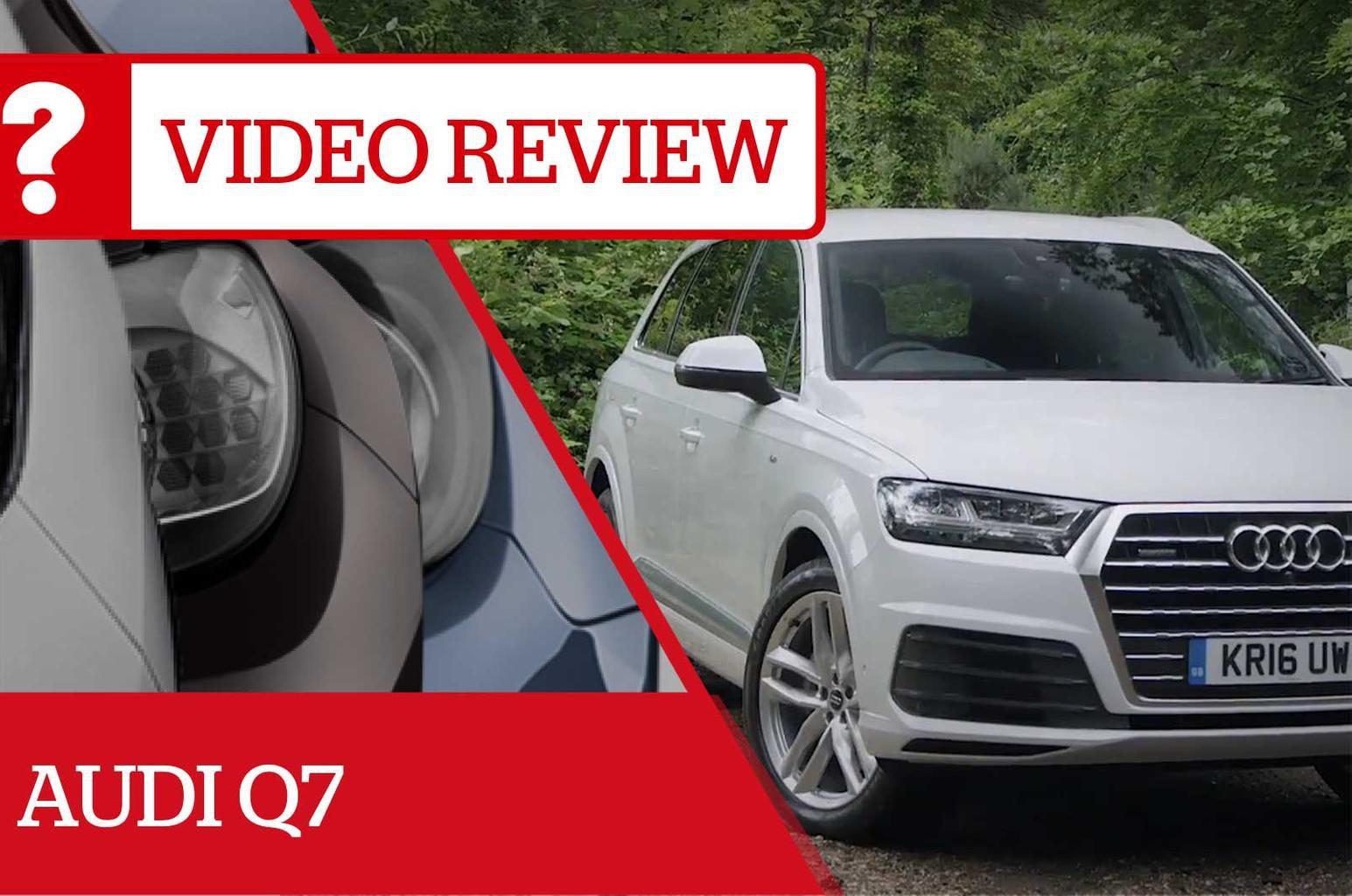 Video: Audi Q7 review