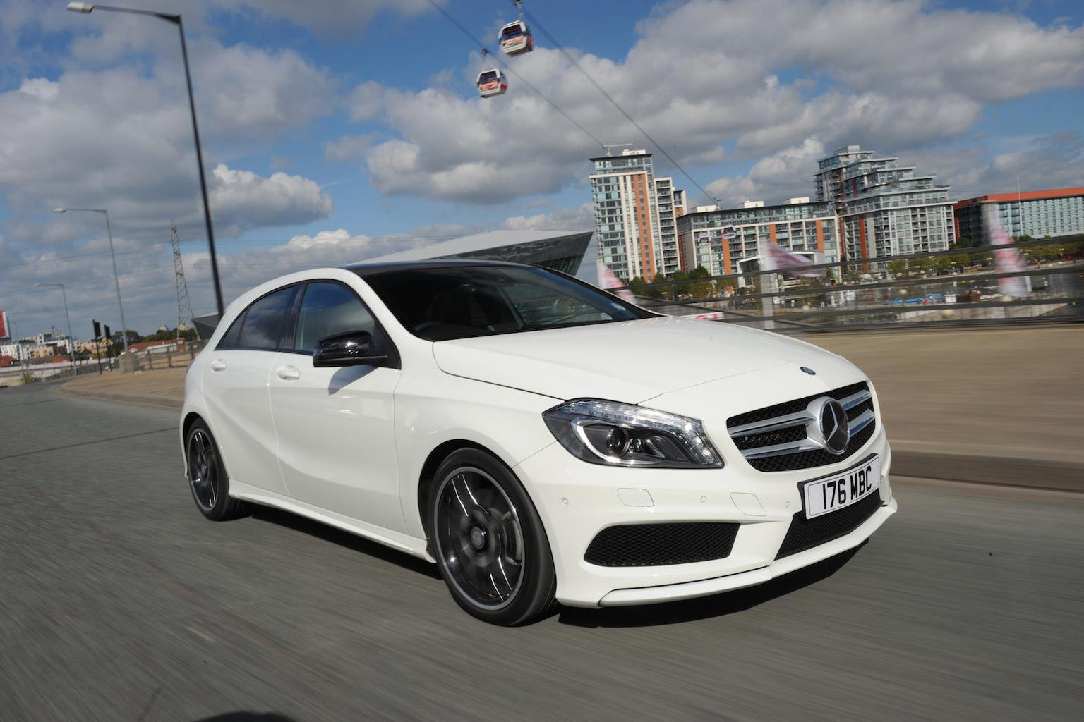 2016 Mercedes-Benz A-Class A200 d review