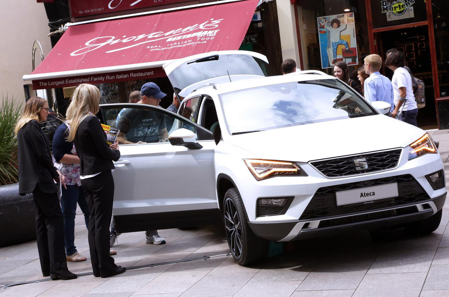 Promoted: SEAT Ateca – the new SUV with stand-out style