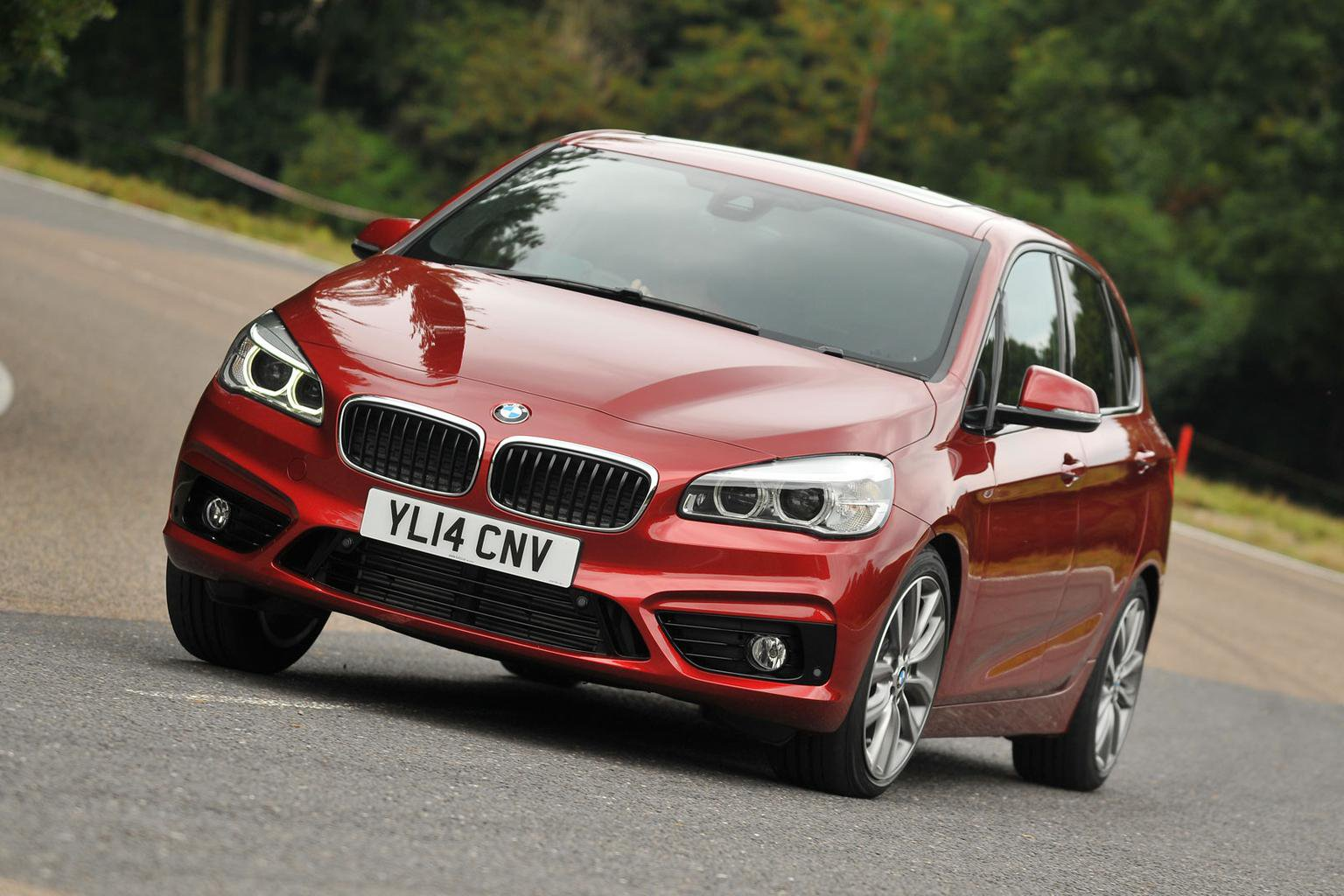 2014 BMW 2 Series Active Tourer review
