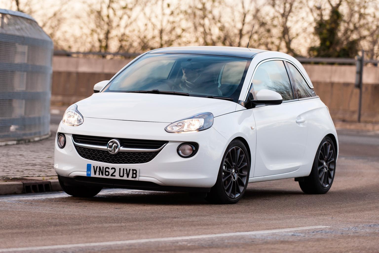 Vauxhall Adam vs Vauxhall Corsa