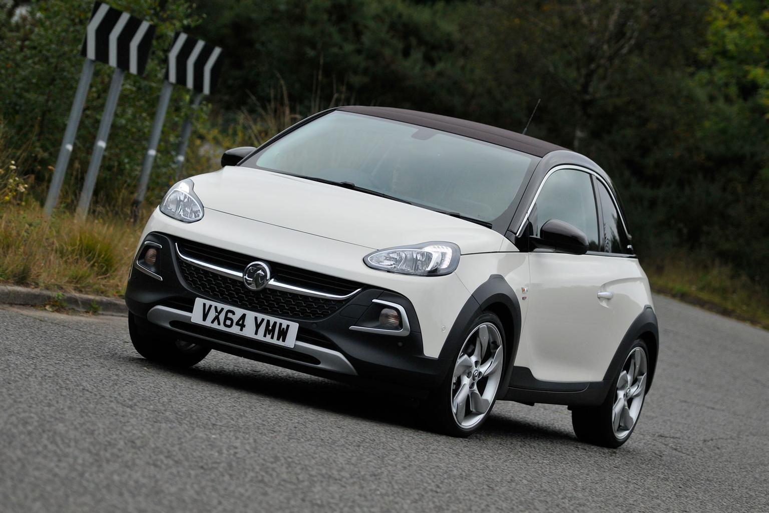 2015 Vauxhall Adam Rocks Air review