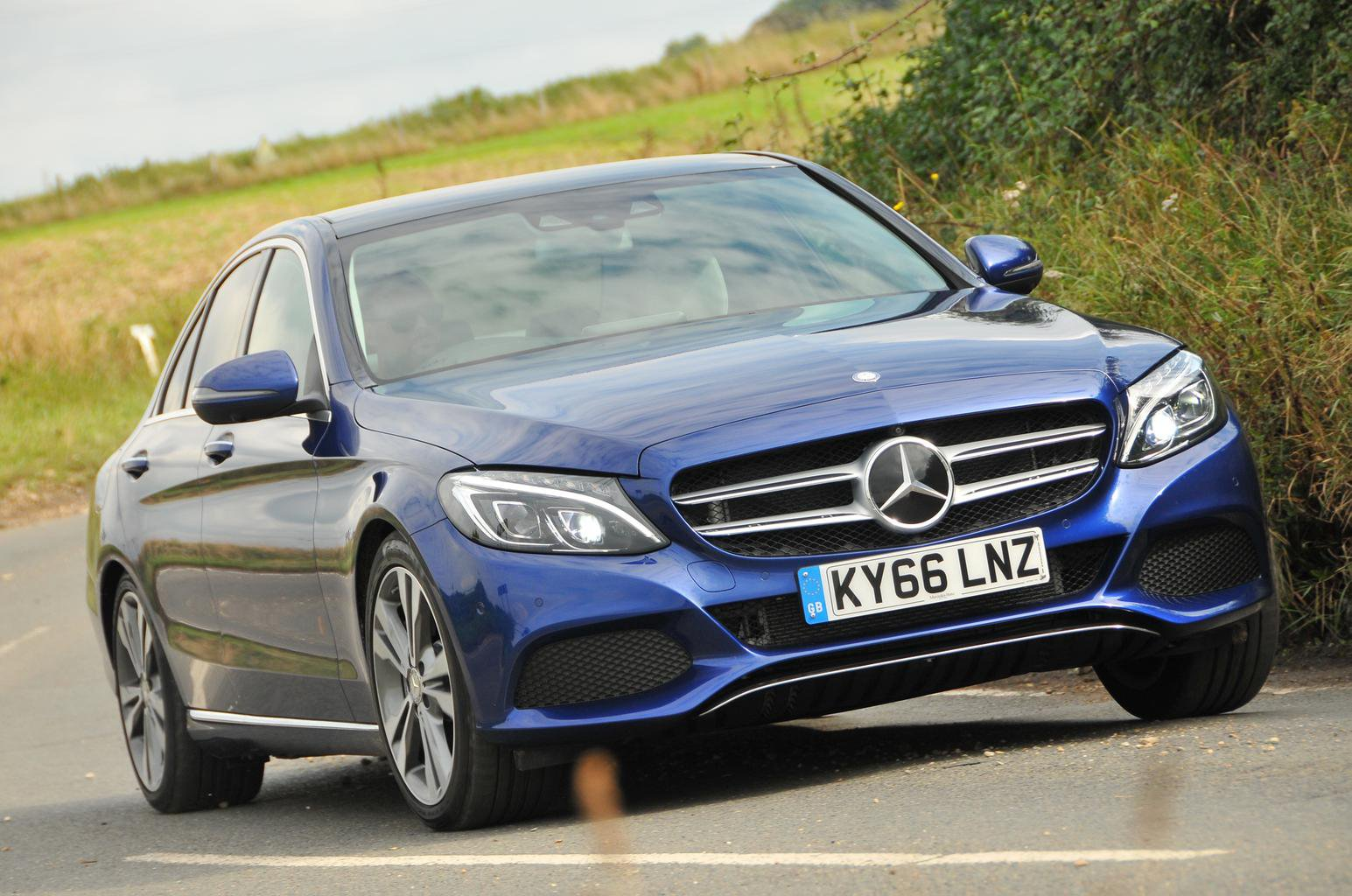 2016 Mercedes C 350 e review