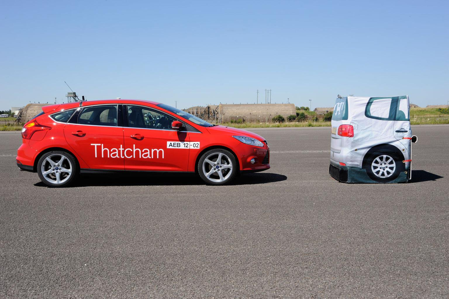 Make auto-braking standard, says Thatcham