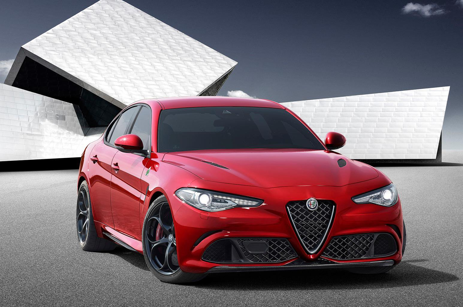 All-new 2016 Alfa Romeo Giulia revealed - official pictures and details