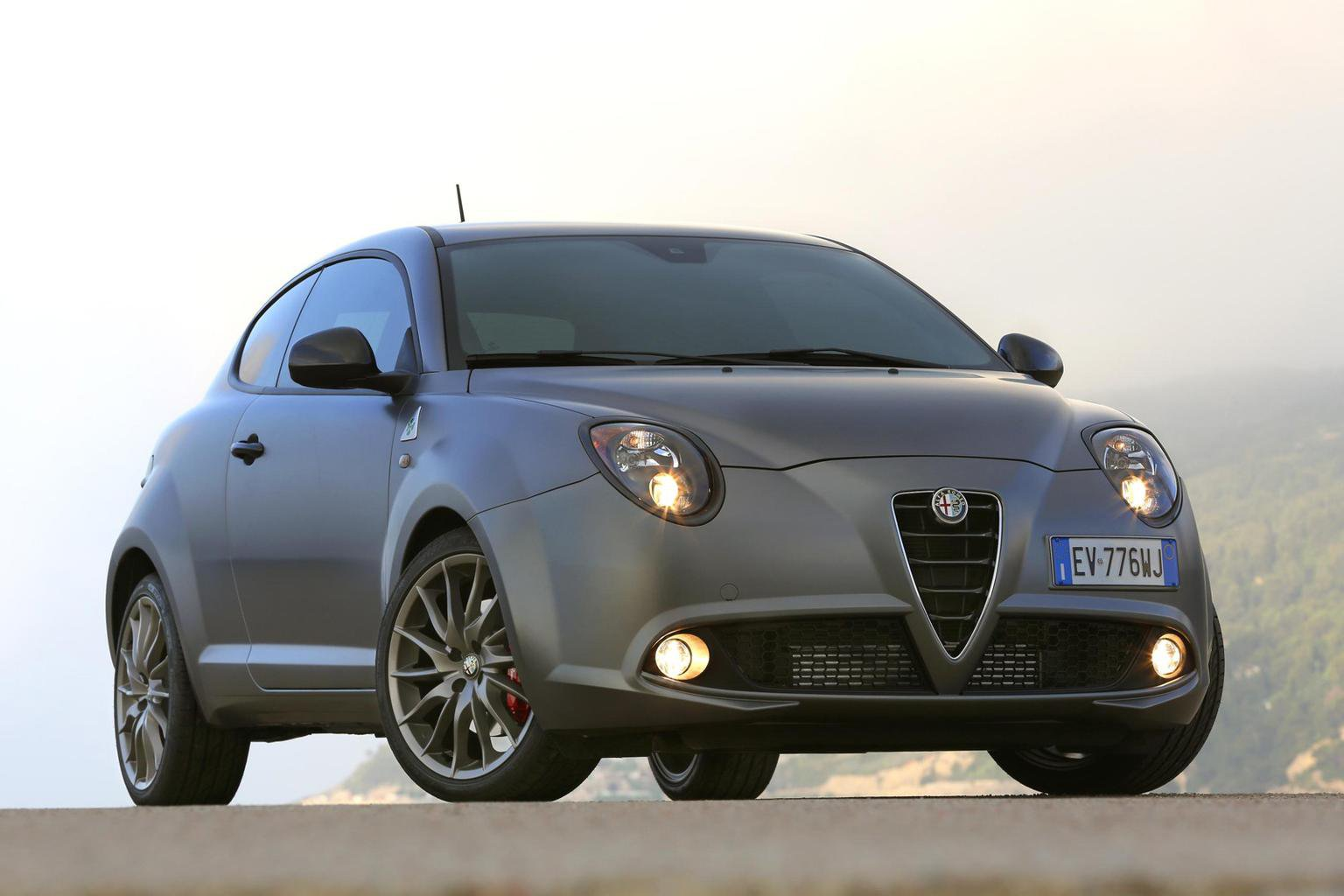 Alfa hot hatches priced from 20,210