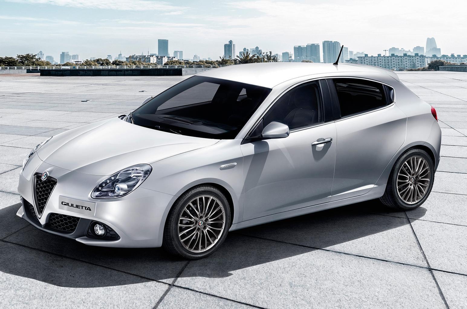 2016 Alfa Romeo Giulietta facelift revealed