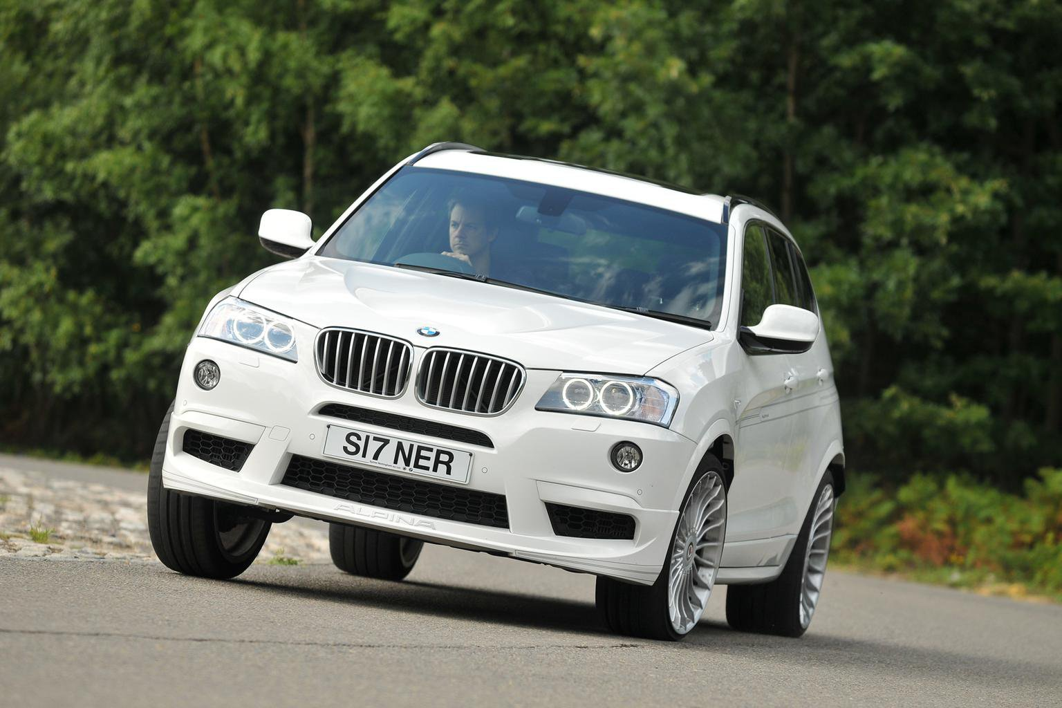 2013 Alpina XD3 review