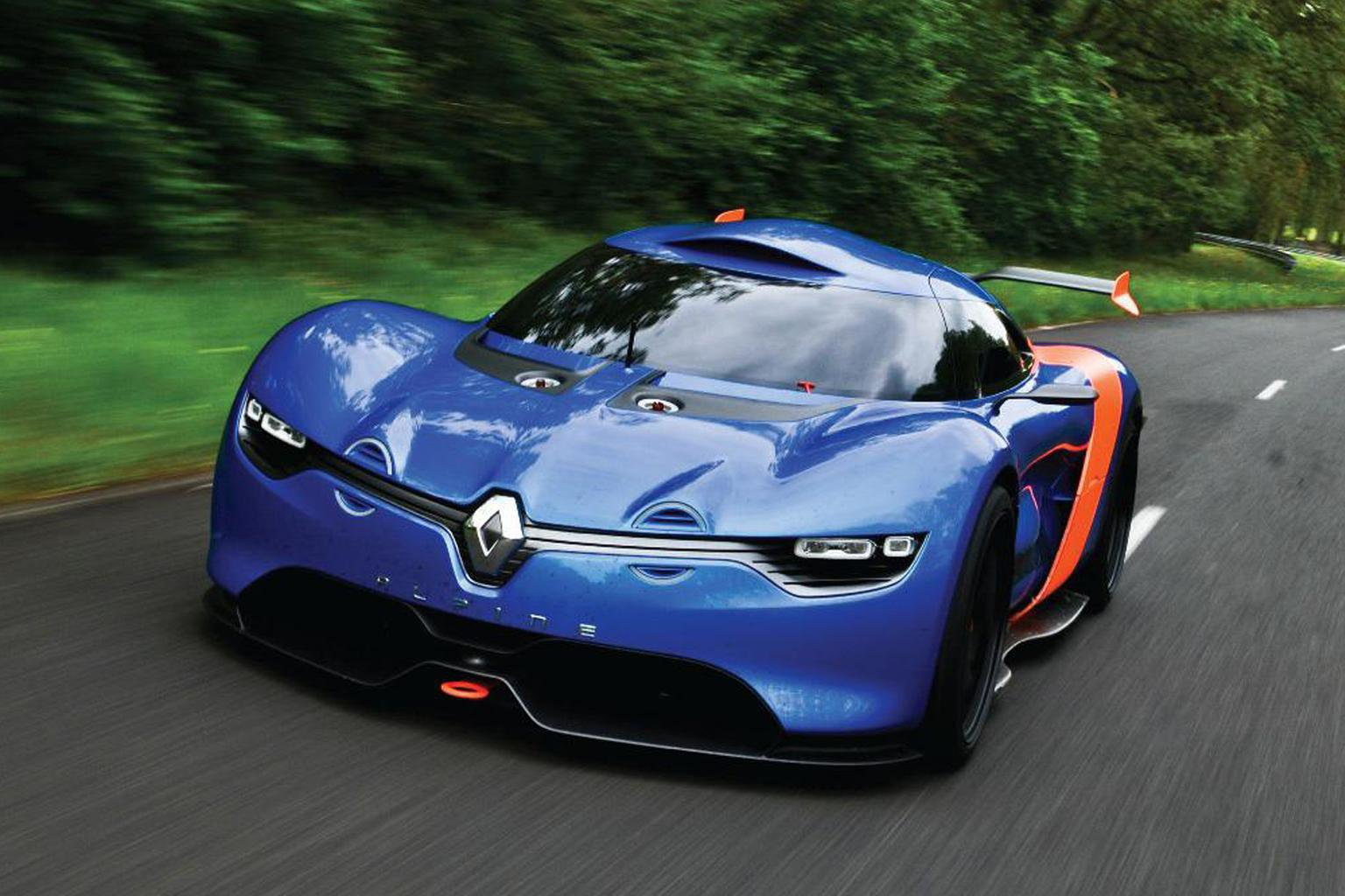 Alpine relaunch on track for 2016