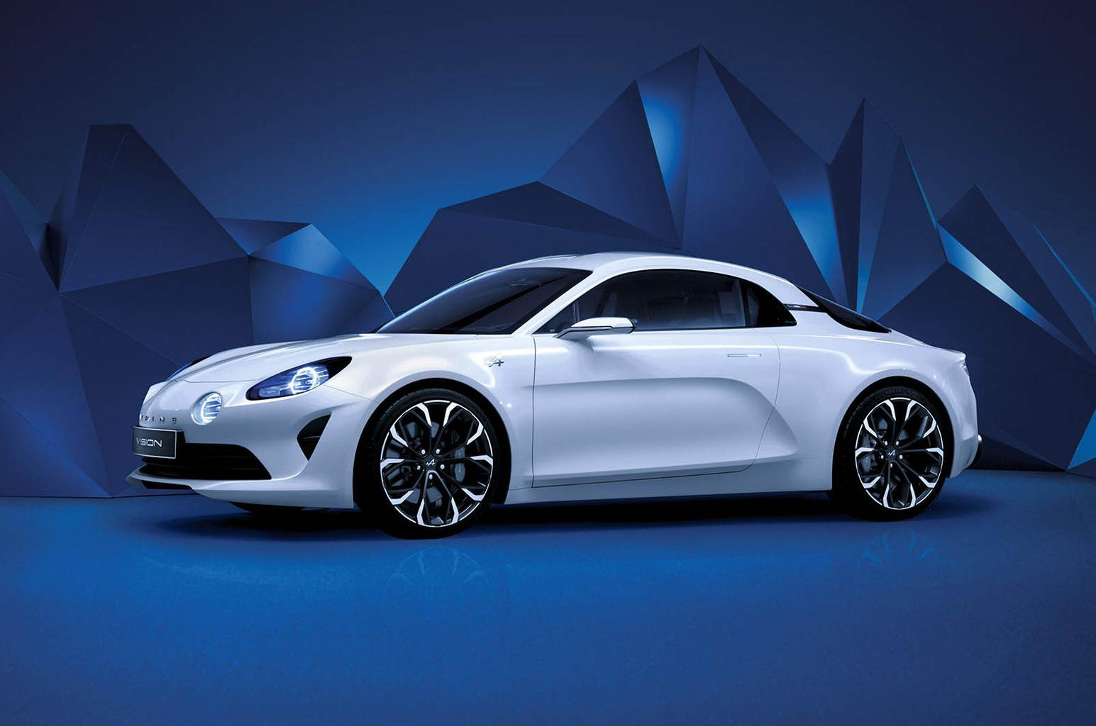 Renault Alpine Vision concept previews new sports car