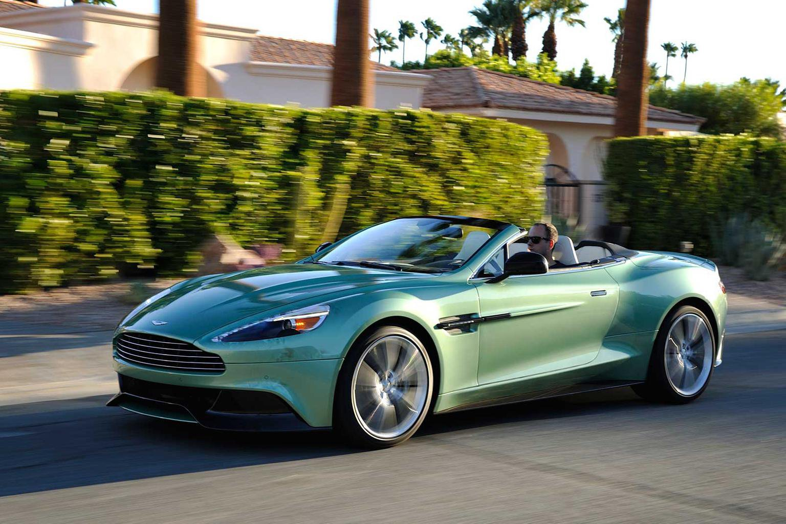 2014 aston martin vanquish volante review | what car?