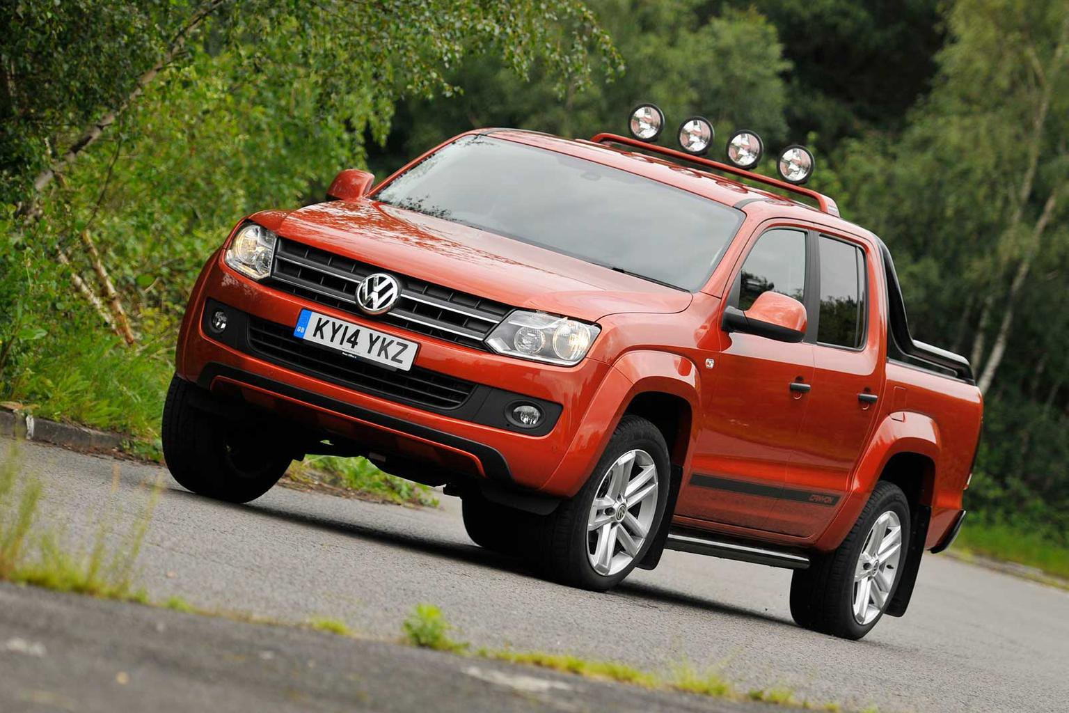 2014 vw amarok canyon review what car. Black Bedroom Furniture Sets. Home Design Ideas