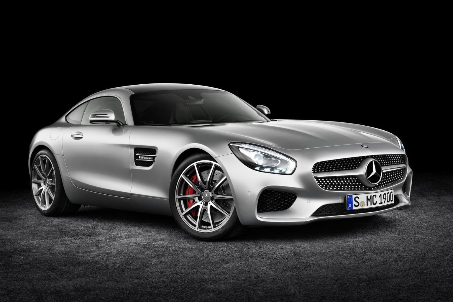 Mercedes-Benz AMG GT exclusive preview