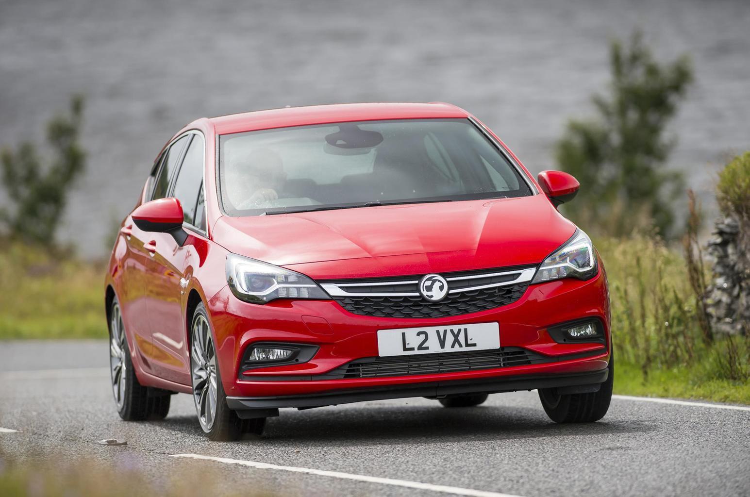 2015 Vauxhall Astra 1.0 Turbo Ecoflex review