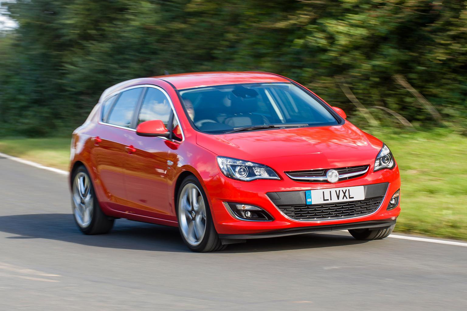 2014 Vauxhall Astra 1.6 CDTi 136 review