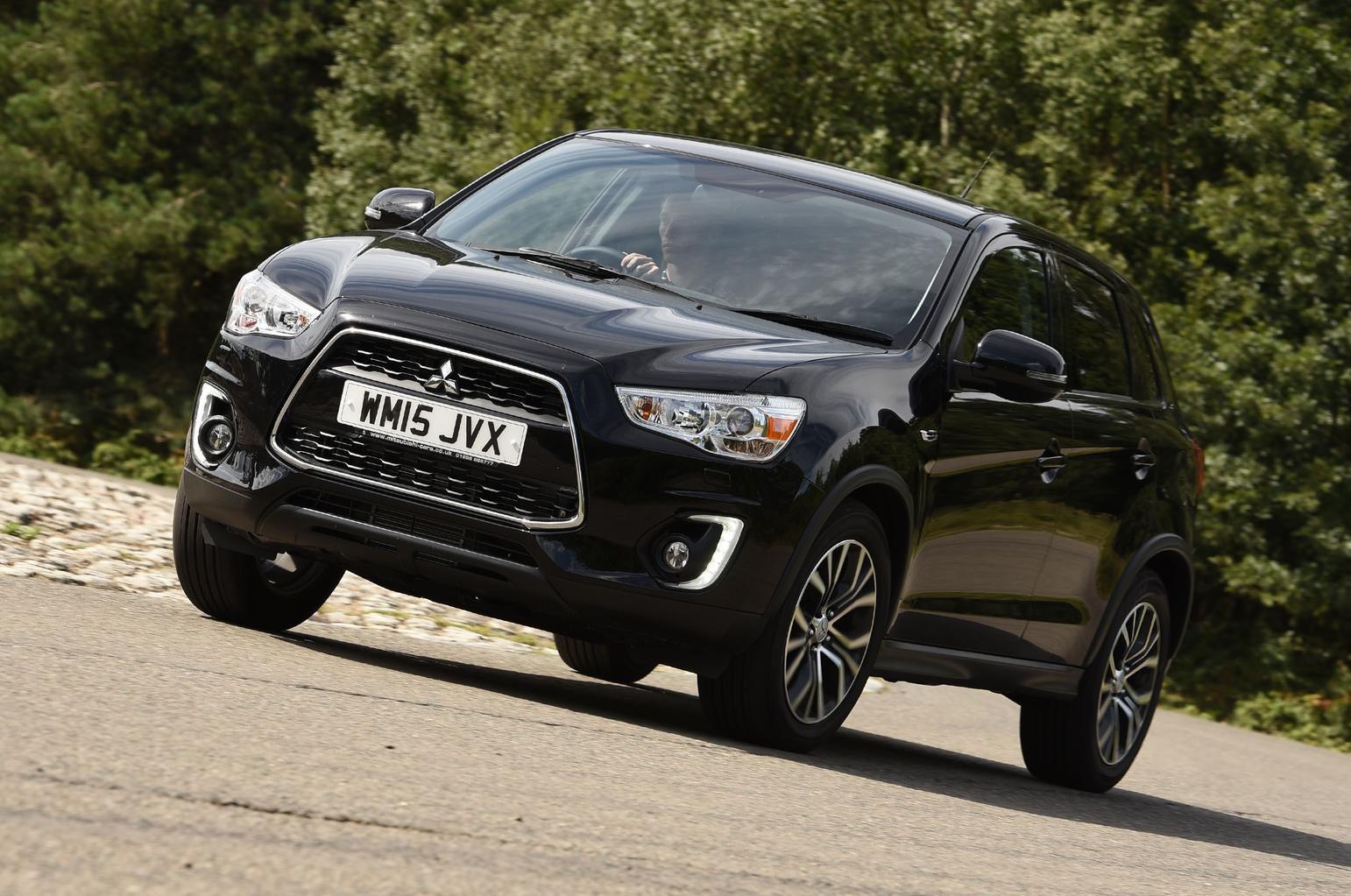 2015 Mitsubishi ASX 1.6 SOHC 2WD review