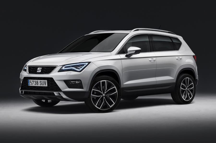 New Seat Ateca SUV - all you need to know
