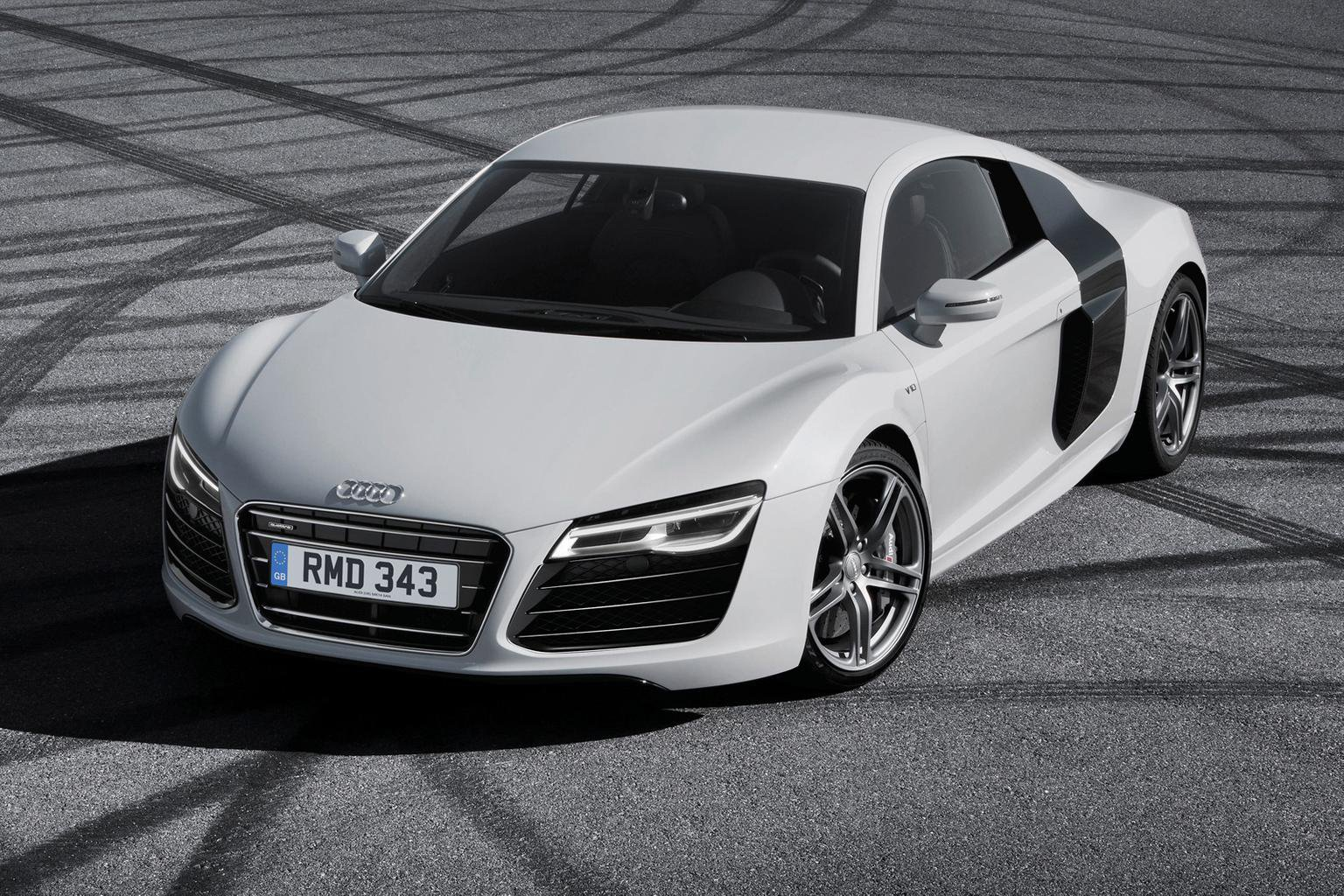 Deal of the day: Audi R8