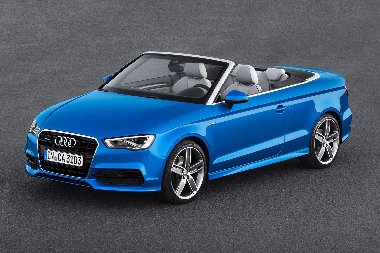 2014 Audi A3 Cabriolet revealed
