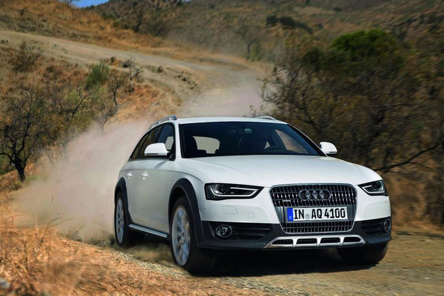 Deal of the Day: Audi A4 Allroad