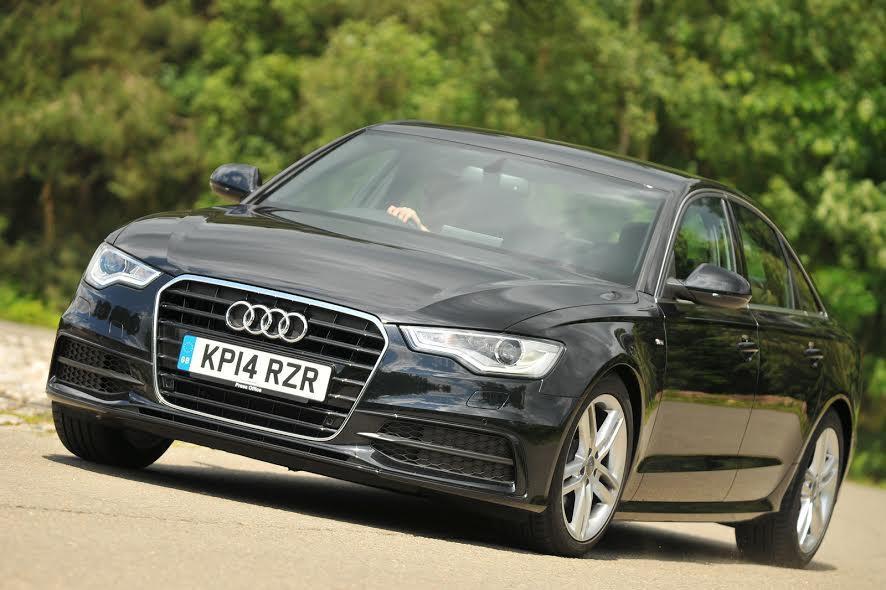 Audi A6 Ultra: why it's Britain's best company car