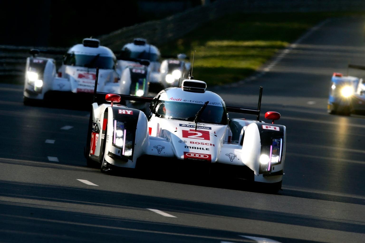 Audi revives diesel hypercar plans