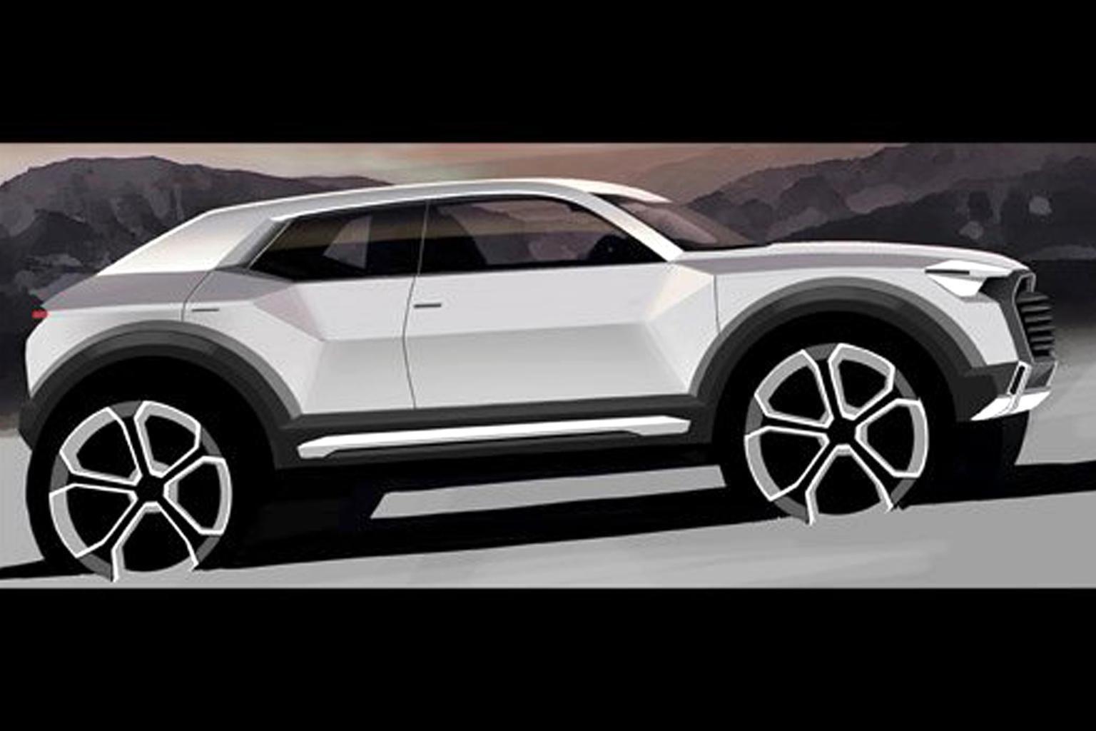 Audi Q1 - latest details