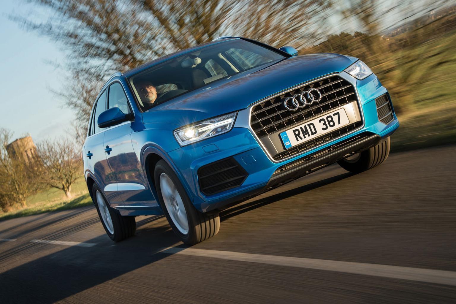 2015 Audi Q3 1.4 TFSI review