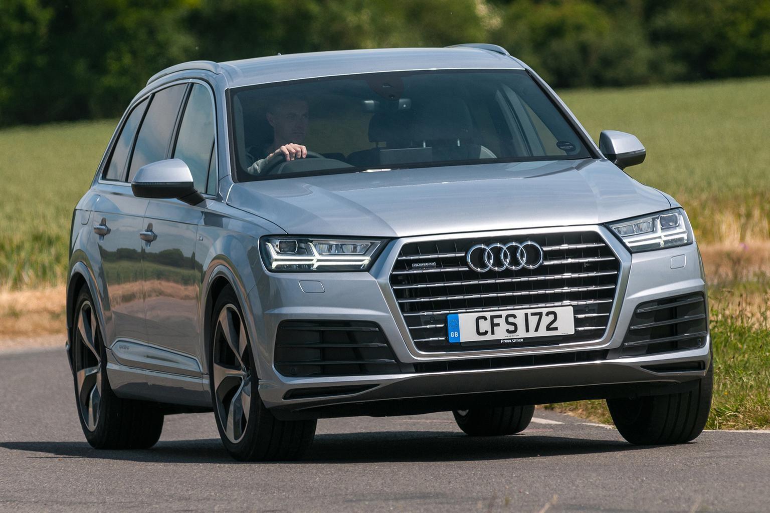 2016 Audi Q7 3.0 TDI 218 review