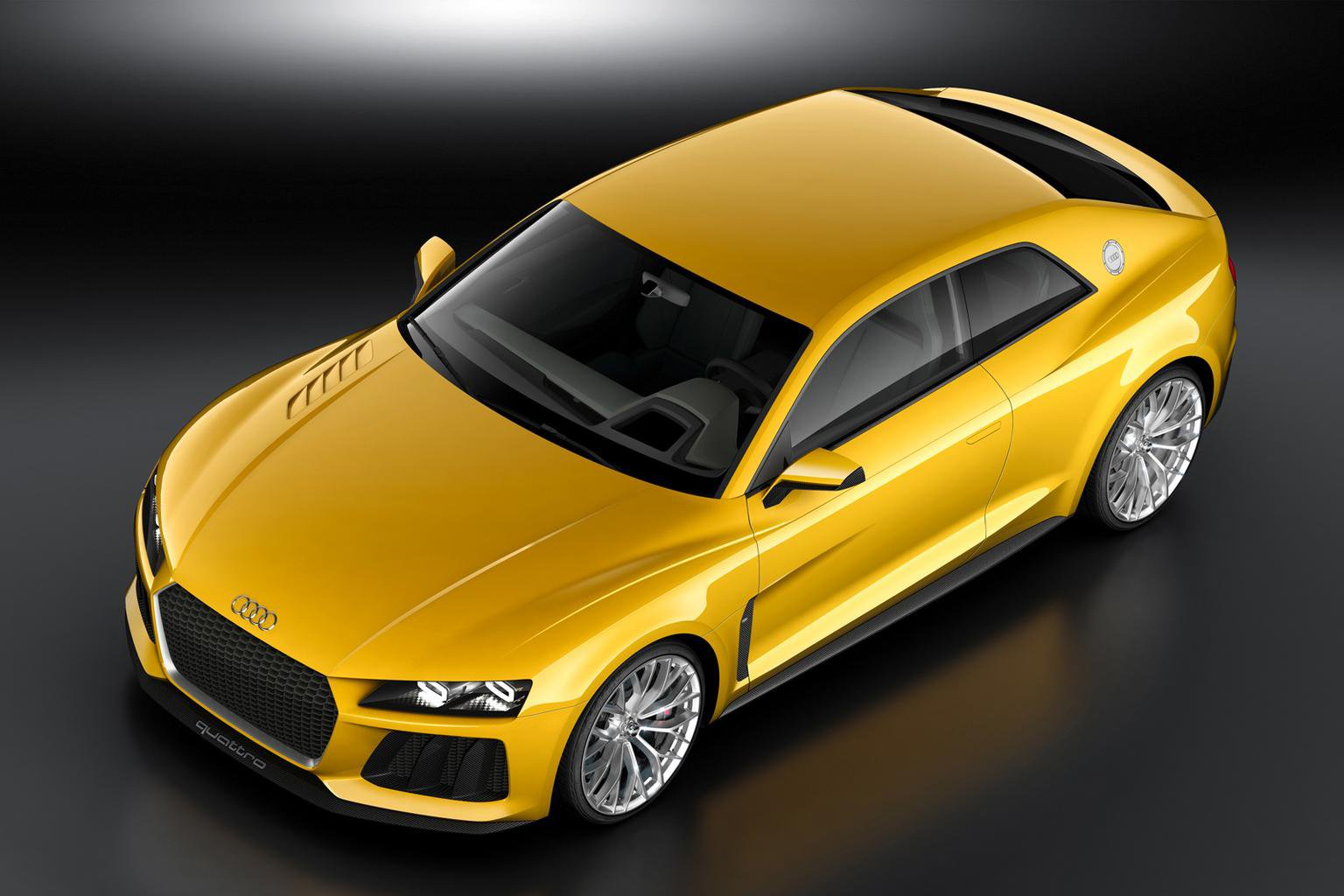 New Audi Sport Quattro under evaluation