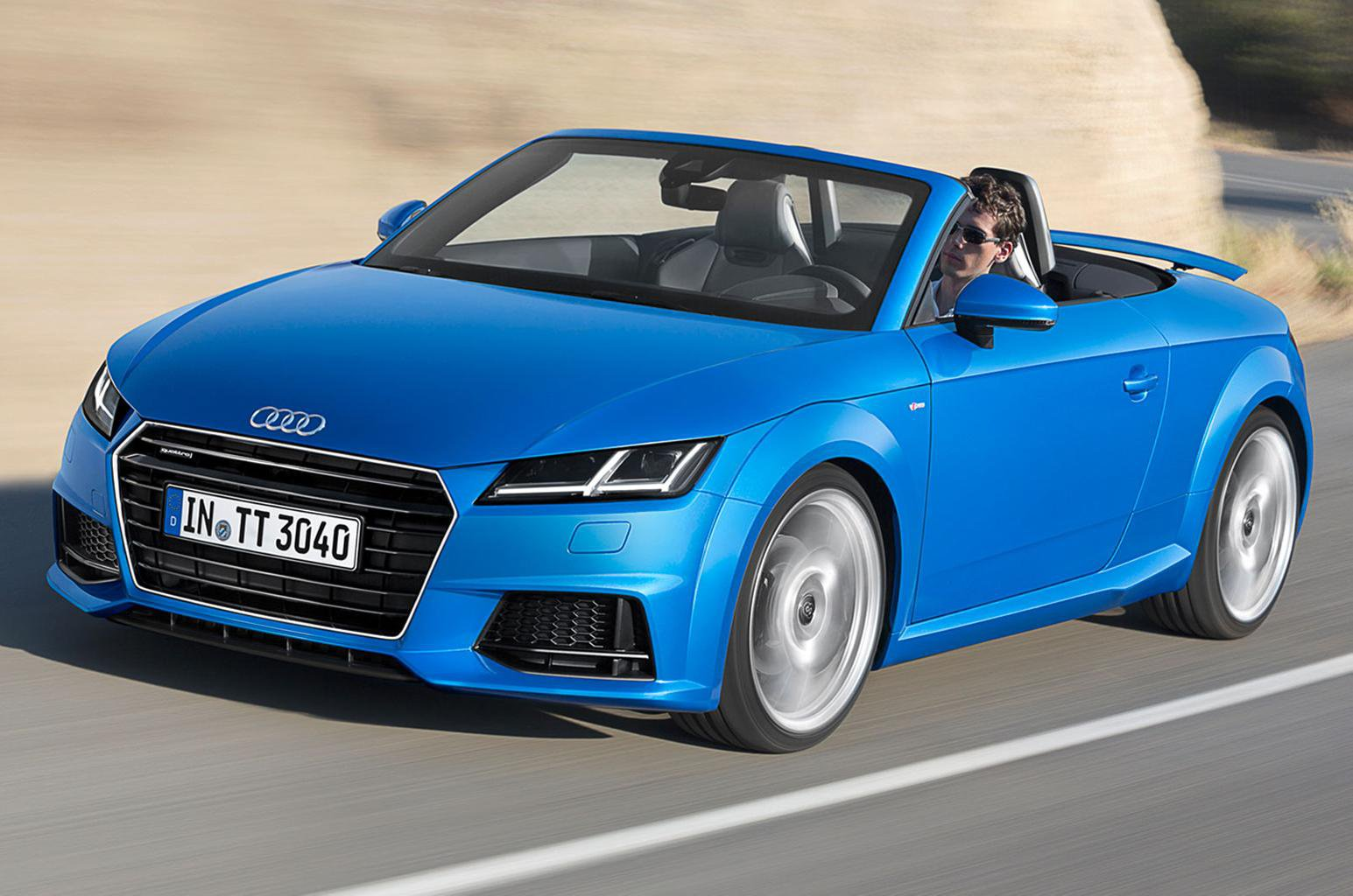 2015 Audi TT Roadster pricing, spec and on-sale date