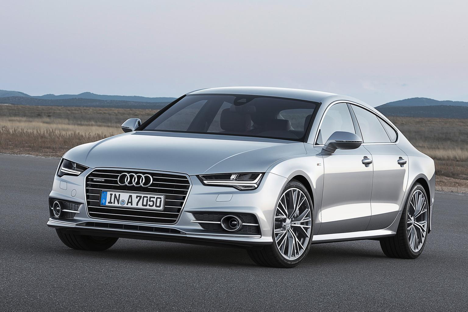 2014 Audi A7 Sportback face-lift revealed